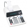 Canon MP21DX Desktop Calculator, 12-Digit Fluorescent,