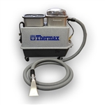 Thermax CP-5 Commercial Carpet Hot Water Extractor with a 15' Hide-A-Hose w/ built-on Stainless Steel Detailer