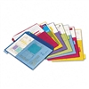 Cardinal Poly 2-Pocket Index Dividers, Letter, Assorted