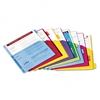 Cardinal Poly 1-Pocket Index Dividers, Letter, Assorted