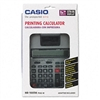 Casio HR100TM Compact Desktop Calculator, 12-Digit LCD,