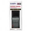 Casio HR-8TM Handheld Calculator, 12-Digit LCD, One-Col
