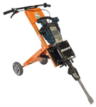 General Equipment Professional Quality Manually Propelled Tile Stripper, CTS10