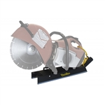 Dustless Flat Work Dust Shroud