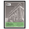 DAX Metro Series Poster Frame, Solid Wood, 18 x 24, Bla