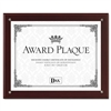 DAX Plaque-In-An-Instant Kit w/Certificates & Mats, Woo
