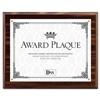 DAX Award Plaque, Wood/Acrylic Frame, fits up to 8-1/2