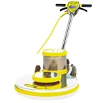 "Mercury 21"" Ultra DC Burnisher, 1170 RPM, 1.5 HP # DC-21-1170"