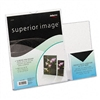 deflect-o Superior Image Plastic Sign Holder w/Side Lit