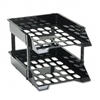 deflect-o Super Tray Unbreakable Countertop Tray Set, T
