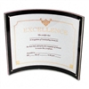 deflect-o Superior Image Magnetic Certificate Holder, P