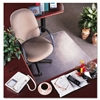 deflect-o RollaMat Vinyl Chair Mat for Med Pile Carpet,