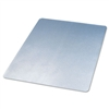 deflect-o EconoMat No Bevel Chair Mat for Hard Floors,
