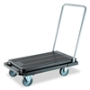 deflect-o Heavy-Duty Platform Cart, 500lb Capacity, 20-