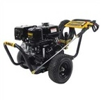 DEWALT PRESSURE WASHER 4200 PSI, BELT DRIVE MODEL # DH4240B
