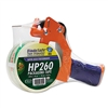 Duck Bladesafe Antimicrobial Tape Gun w/Tape, 3 Core,