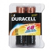 Duracell Coppertop Alkaline Batteries, C, 8/Pack # DURM