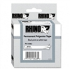 DYMO Rhino Permanent Poly Industrial Label Tape Cassett
