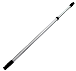 "Aluminum Handle, 28"" to 48"" Two-Section w/Internal Lock"