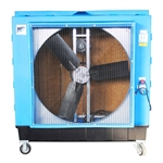 "Ventamatic MaxxAir EvaporativeæCooler, 48"" Belt Drive, 2 Speed, 17,600 CFM # EC48B2"