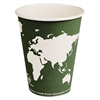 ECOProducts Paper Hot Cups w/Compostable PLA Plastic 12