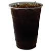 ECOProducts Compostable Corn Clear Plastic Cups, 9 oz,