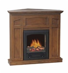 The Hamilton Electric Fireplace Heater, EF5565 - 3 Stor