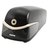 X-ACTO Quiet Electric Pencil Sharpener, Black/Silver #