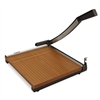X-ACTO Wood Base Guillotine, 12 x 12, 12 Sheets # EPI26