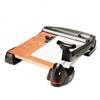 X-ACTO 12-Sheet Laser Trimmer, Deluxe Wood Base, 12 x 1