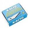 X-ACTO #2 Bulk Pack Blades for X-Acto Knives, 100/Box #