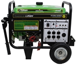 Lifan Energy Storm 4000W ES Generator - 7MHP w/Recoil/Elec Start wheels