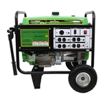 Lifan Energy Storm 6,600-Watt/6,000-Watt Recoil Start Gasoline Powered Portable Generator, ES6600