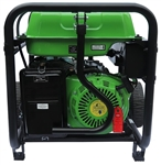 Lifan 6500-Watt Surge 6000 Watt Rated Recoil Start Open Frame Generator -CARB, ES6650-CA