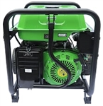 Lifan 6500-Watt Surge 6000 Watt Rated Recoil Start Open Frame Generator -CARB, ES6650E-CA