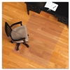 E.S. Robbins Anchormat Chair Mat for Hard Floors, 46w x
