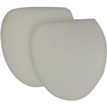 Euro-Pro Shark NV402 HEPA Filter, 2 PK