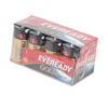 Eveready Gold Alkaline Batteries, C, 8 Batteries/Pack #