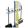 Ex-Cell The Clincher Mop & Broom Holder, 34w x 5.5d x