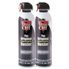 Dust-Off Disposable Compressed Gas Duster, 2 17oz Cans/