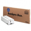 Bankers Box Liberty Storage Box, Check/Voucher, 9 x 23-