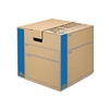 Bankers Box SmoothMove Moving Box, Extra Strength, Medi
