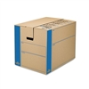 Bankers Box SmoothMove Moving Box, Extra Strength, Larg