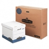 Bankers Box Data-Pak Box f/Bound Computer Printouts, 12