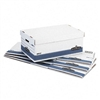 Bankers Box FastFold Stor/File Lid Box, Legal, 15 x 24