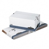 Bankers Box FastFold Stor/File Box, Button Tie, Legal,