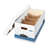 Bankers Box Stor/File DividerBox, Letter, 12 x 24 x 10,