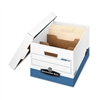 Bankers Box R-Kive Divider Box, Legal/Letter, 12 x 15 x