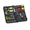Fellowes 55-Piece Computer Tool Kit in Black Vinyl Zipp