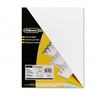 Fellowes PVC Presentation Binding System Covers, 8 1/2